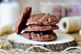 cuisine sans farine cookies au chocolat sans farine le cuisine de samar