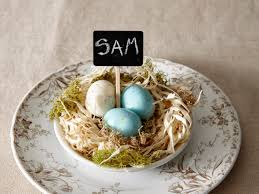 Easter Table Decorations by Fast Easy Easter Table Decorations Cooking Light