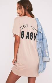 your baby t shirt dress