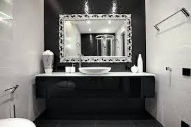 elegant mirrors bathroom silver bathroom mirrors ornate designer bathrooms for vanities full