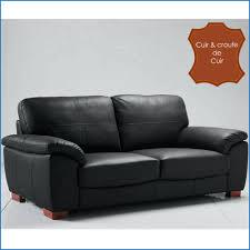 canapé cuir noir convertible génial canape cuir noir galerie de canapé accessoires 18277