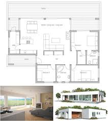 Inexpensive To Build House Plans 25 Best Small Modern House Plans Ideas On Pinterest Modern