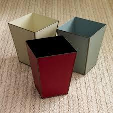 Wastepaper Basket Mala Handpainted Waste Paper Bin Oka