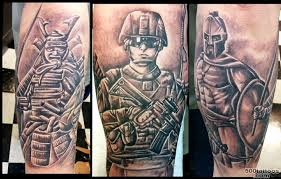 soldier tattoo photo num 12153