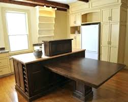 kitchen island table combination kitchen island table combo angiema co