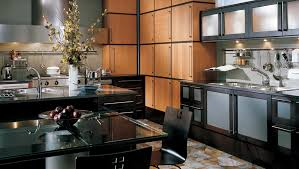 WoodMode Gallery - Art deco kitchen cabinets