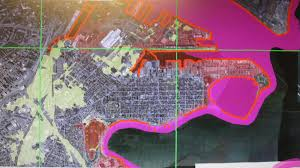Fema Flood Maps Updated Flood Maps Shown At Fema Open House U2013 South Boston Online