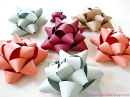 bow wrapping paper handmade paper bow tutorial a living