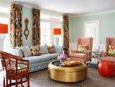 Top Living Room Colors And Paint Ideas HGTV - Color scheme ideas for living room