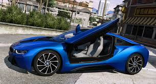 Bmw I8 Modified - 2015 bmw i8 add on gta5 mods com
