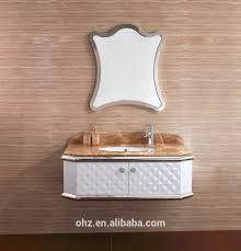 stainless steel bathroom cabinet single sink bathroom vanity saudi