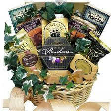 sweet sensations cookie candy and treats gift basket small candy