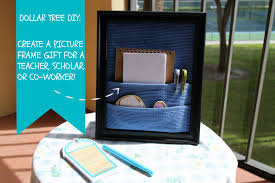 Desk Organizer Diy by Diy Picture Frame Desk Organizer Finding Delight