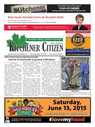 Kitchener Garbage Collection Kitchener Citizen East Edition June 2015 By Kitchener Citizen