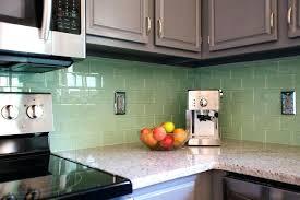 kitchen backsplash glass tiles blue green glass tile backsplash green glass large size of quartz