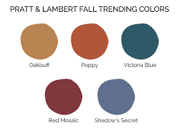 top fall color trends hgtv