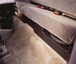 nissan titan sub box dodge dakota extended club cab 1997 2004 thunderform custom