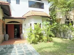 paradise villa 4 bedroom 2 storey house with pool east pattaya