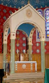 Most Pure Heart Of Mary Catholic Church On The Biblical Roots And Requirements Of Church Design