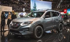 nissan rogue sport 2017 price 2017 nissan rogue midnight edition pictures photo gallery car