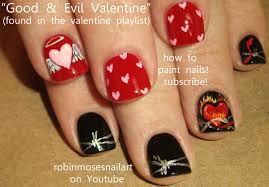 devil nail designs gallery nail art designs