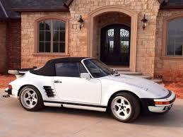 porsche 911 factory porsche 911 convertible 1988 grand prix white for sale