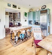 modern and traditional kitchen arts u0026 crafts style self build homebuilding u0026 renovating