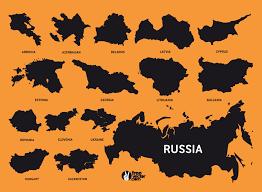 former soviet union map soviet union maps