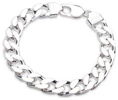 sterling silver bracelet men images Sterling silver mens bracelets in rubber bracelets jpg