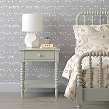 Dark Grey Nightstand Kids Nightstands U0026 Bedside Tables The Land Of Nod