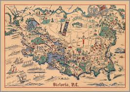 Map Of The World Bc by Victoria B C David Rumsey Historical Map Collection