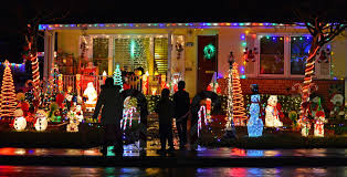 Candy Cane Lights Candy Cane Lane Showcases Holiday Lights In Pleasanton The