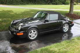 1990 porsche 911 convertible for sale 1990 porsche 911 carrera c4 cabriolet 32 500 original
