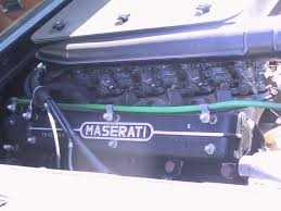 maserati bora engine index