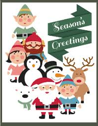 18 free printable christmas cards and homemade christmas card