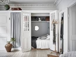 Nordic Home Interiors Hidden Bedroom In A Nordic Home Thatscandinavianfeeling Com