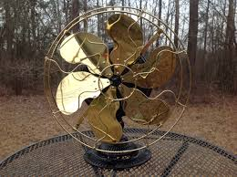 Antique Desk Fan by Darryl Hudson Antique And Vintage Electric Fan Collecting