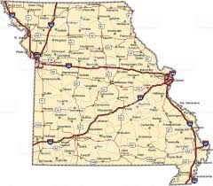 Missouri Flooding Map Road Map Of Missouri Yahoo Image Search Results Missouri Map Of