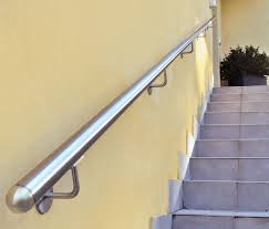 corrimano per esterno installare un corrimano bricoportale fai da te e bricolage