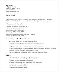 Resume Examples For Accounting Jobs by Resume Examples For Accountant Position Templates