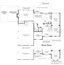 Charleston Floor Plan by Lenah Mill The Executives The Hopewell Home Design