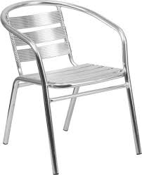 Heavy Duty Armchairs Aluminum Outdoor Dining Chairs At Contemporary Furniture Warehouse