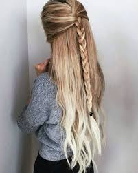 Different Hairstyles For Long Hair 25 Best Everyday Hairstyles Ideas On Pinterest Easy Everyday