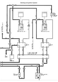 lexus start wiring diagram wiring diagrams
