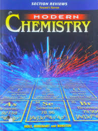 modern chemistry section reviews teacher u0027s edition holt