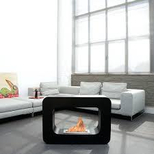fireplace fancy bio ethanol fireplace heat for living decoration