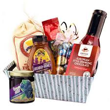 Gourmet Easter Baskets Easter Holiday Food Gift Baskets Ideas Family Holiday Net Guide