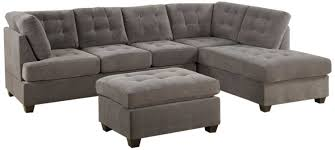 Sofa Sectionals On Sale 84 Inch Reversible Gray Sectional Sofa Set With Discount 36
