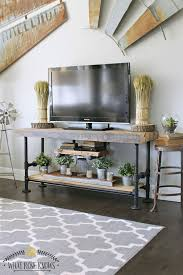 fresh farmhouse diy projects page 11 of 12 small console