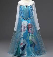 Elsa Halloween Costume Girls Popular Halloween Dress Buy Cheap Halloween Dress Lots